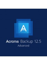 Acronis Backup 12.5 Advanced Server License incl. AAP ESD