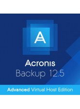 Acronis Backup 12.5 Standard Virtual Host License incl. AAP ESD