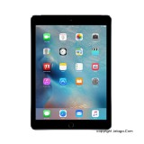 APPLE iPad Air 2 Wifi + Cell 16GB - Space Grey [MGGX2ID/A]