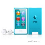 APPLE iPod nano 16GB MD477P/A Blue
