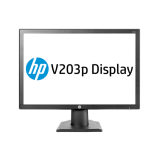 HP V203p 19.5-inch LED Monitor
