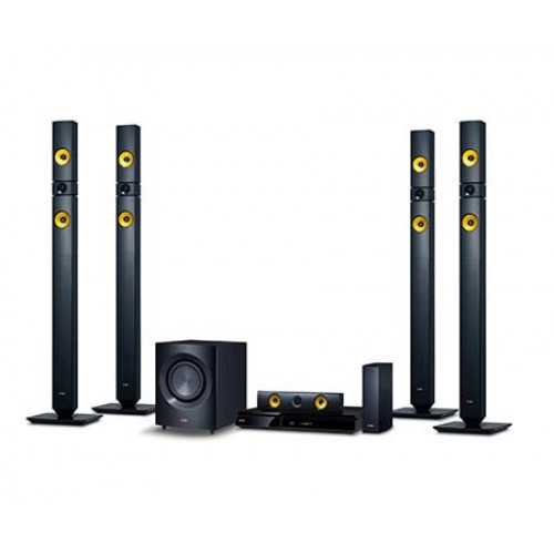 LG DVD 5.1 Home Cinema System DH7530T