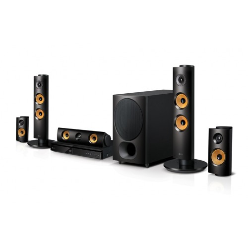 LG Home Theater LHD636P