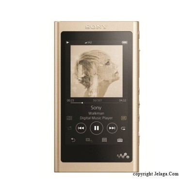SONY Hires Audio Walkman Music Player NW-A55 Gold