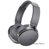 SONY Extra Bass Bluetooth Headphones MDR-XB950BT Grey