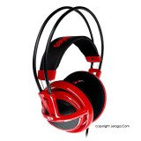 STEELSERIES Siberia v2 Full-Size Headset (Red)